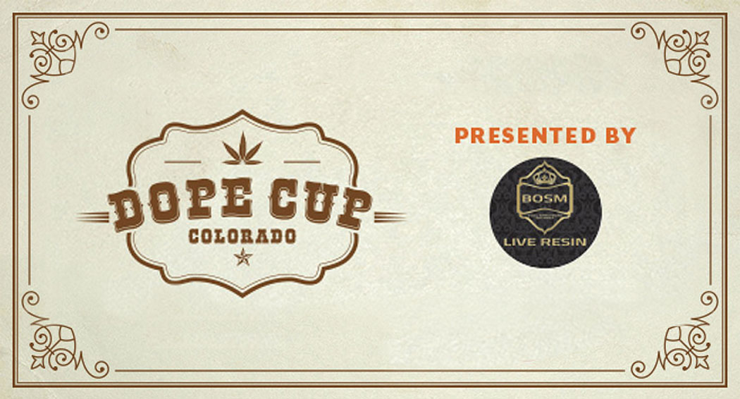 First Annual DOPE Cup marijuana industry